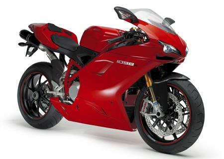 Las 10 motos mas rapidas del mundo